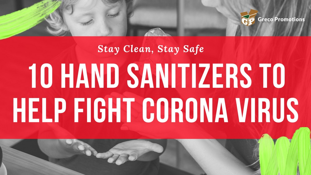 Stay Clean, Stay Safe: 10 Hand Sanitizers to Help Fight Coronavirus