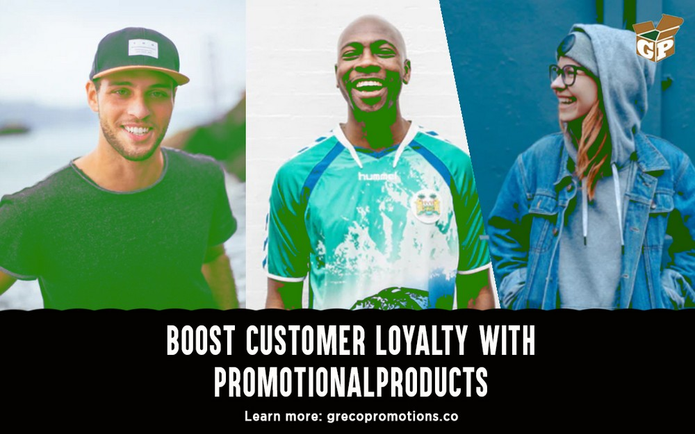 Boost Customer Loyalty with Promotional Products