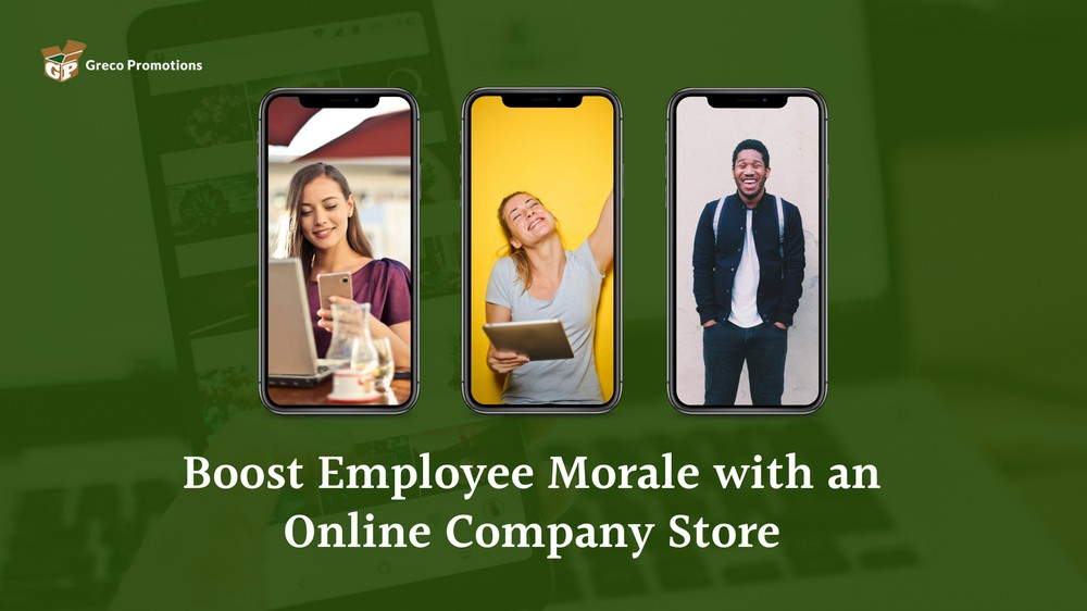 Boost Employee Morale with an Online Company Store