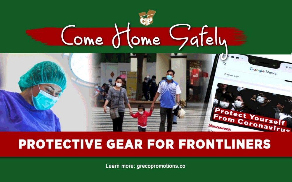 Come Home Safely: Protective Gear for Frontliners