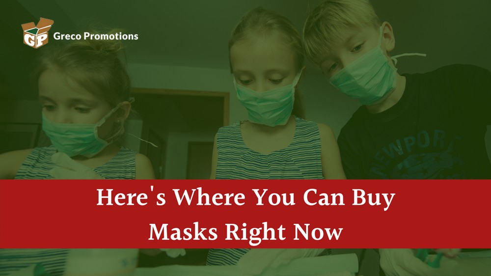 Here's Where You Can Buy Masks Right now