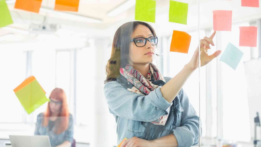 How Sticky Notes Shape Your Company Culture