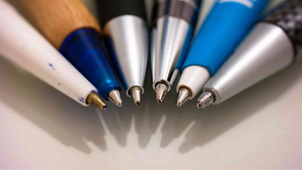 Promotional Writing Instruments Work!